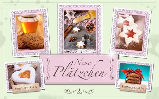 Plätzchen - Neue Rezepte
