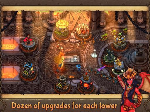 Evil Defenders 1.0.19 screenshots 3
