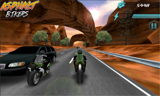 Asphalt Bikers FREE 1.6 screenshots 1