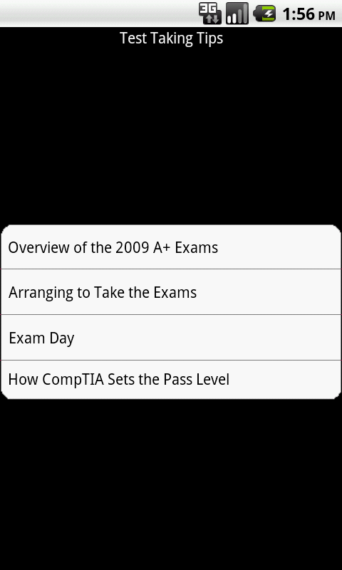 CompTIA A+ Cert. For Dummies- screenshot
