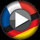 De-Fr Offline Voice Translator icon