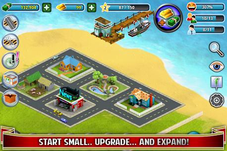 City Island Builder Tycoon MOD (Unlimited Money) 2
