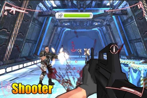 狙擊目標力:殺射擊