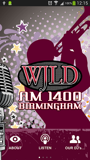 【免費音樂App】WJLD Radio - AM 1400-APP點子