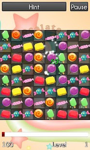 Candy Crush Match - screenshot thumbnail