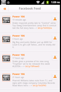 Power 106 - screenshot thumbnail