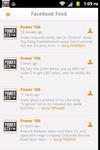 Power 106 - screenshot