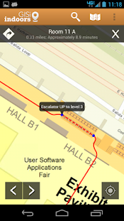 ESRI UC2013: Indoor Navigation- screenshot thumbnail