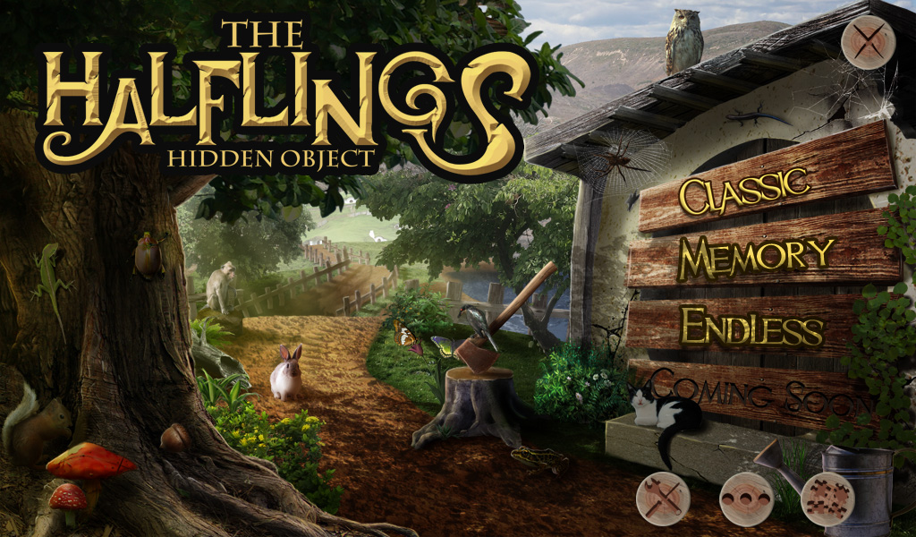Hidden Object - The Halfings - Android Apps on Google Play
