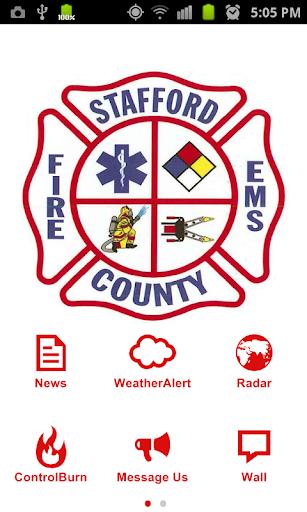 天氣必備APP下載|Stafford County Emergency 好玩app不花錢|綠色工廠好玩App