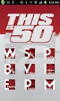 Screenshot of ThisIs50