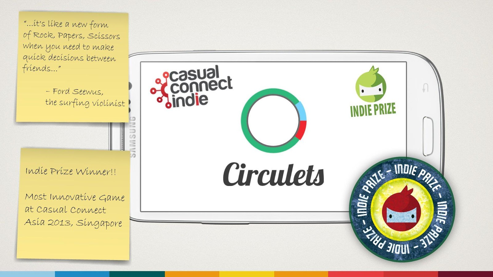 Circulets- screenshot