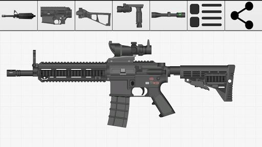 Weapon Builder 5 screenshots 2
