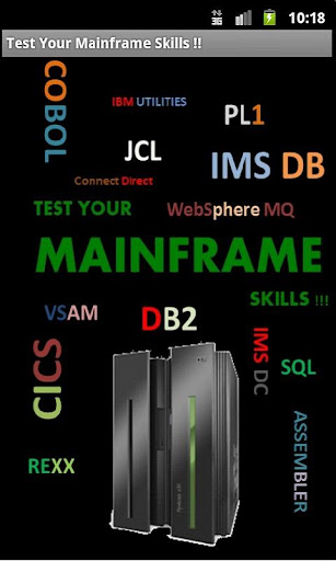 Test Your Mainframe Skills