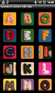 Sounds of Letters: ABC Kids - screenshot thumbnail