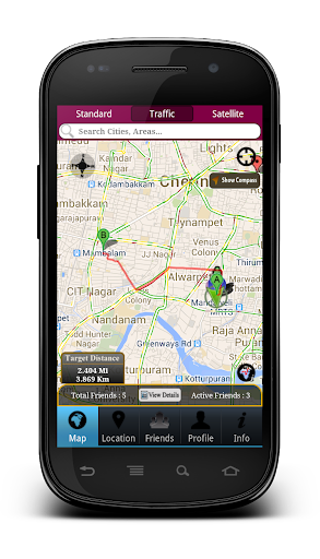 GPS Connect - Tracking Friends