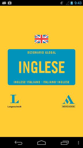 Inglese-Italiano Dizionario