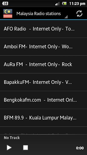 Kuala Radio Stations