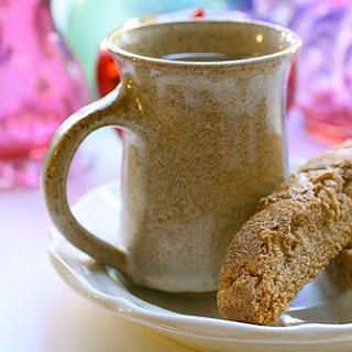 Cinnamon Sugar Biscotti.