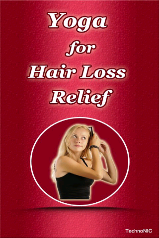 Yoga for Hair Loss Relief