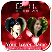 Love Couple Lock