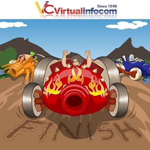 【免費動作App】赛车游戏-APP點子