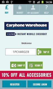Mobile Checkout - screenshot thumbnail