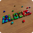 Flippin Blocks 3D Puzzle icon