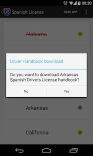 DMV Führerschein Bewerter Screenshot