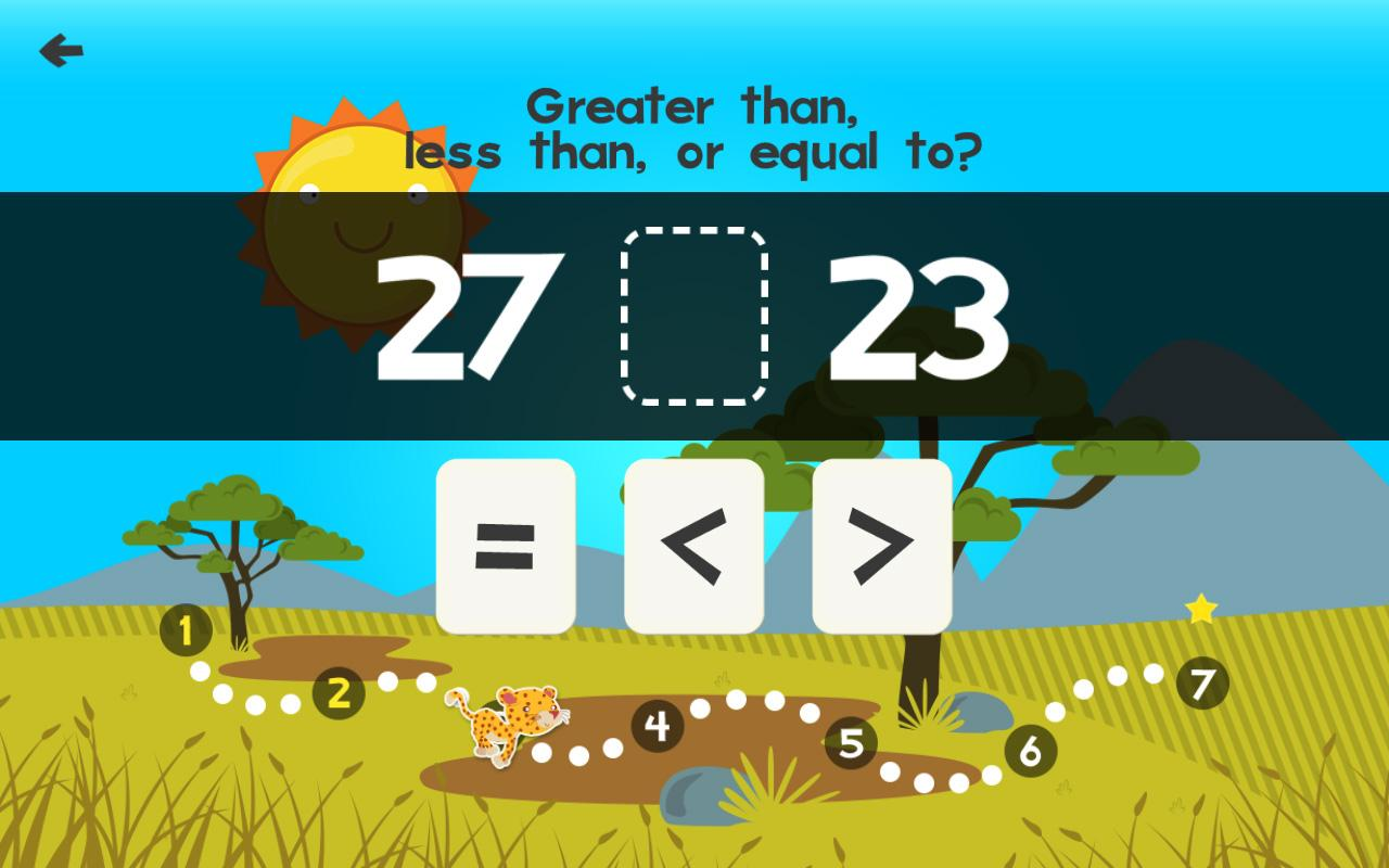 Worksheet Free 1st Grade Math Games Online animal first grade math games android apps on google play screenshot
