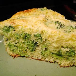 Broccoli Cornbread.