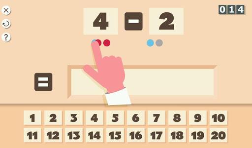 玩免費教育APP|下載蒙氏數學:加法和減法 app不用錢|硬是要APP
