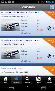 Ticketsilversea - Crociere- miniatura screenshot