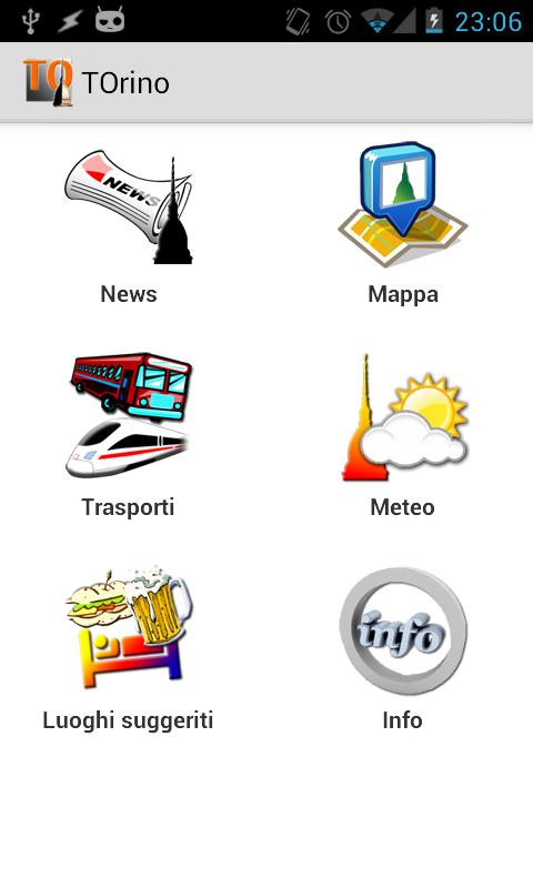 TOrino - screenshot