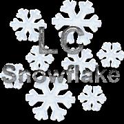 LC Snowflake Theme for Nova/Apex Launcher