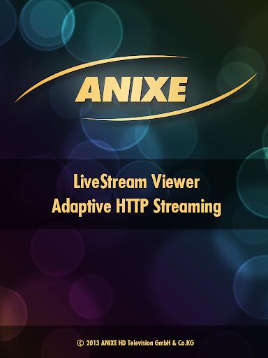 ANIXE Live