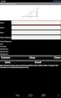 Screenshot of Handyman Calculator