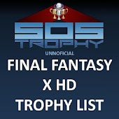 SOSTrophy Final Fantasy X HD