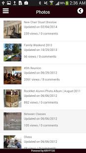 mySimonsRock - screenshot thumbnail