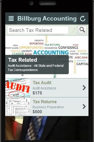 Billburg Accounting Services