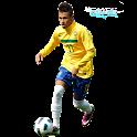 Neymar widgets icon