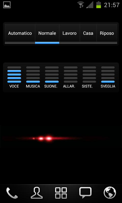Knight Rider Live Wallpaper - screenshot