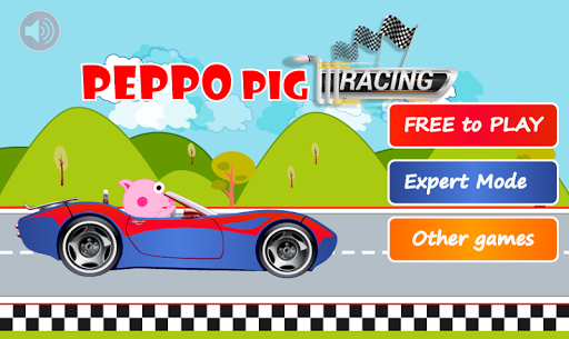 Peppo Pig Car Driving