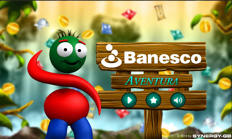 Banesco Aventura- screenshot