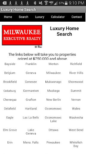 Milwaukee Real Estate Search 1.4 screenshots 4