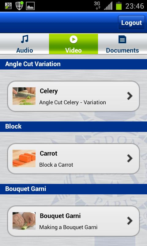 LCB Mobile - Phone - screenshot