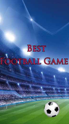 Best Football Game