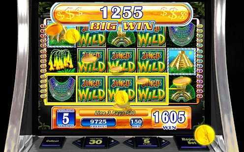 Jungle Wild - HD Slot Machine - screenshot thumbnail
