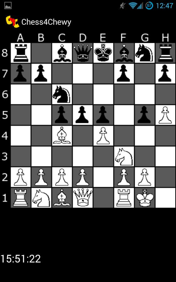 chess4chewy - screenshot