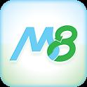M8 Sat Nav for UK & ROI icon